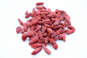 goji, riche en antioxydants,vitamines et minéraux