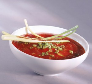 recette traditionnelle chinoise de la soupe au goji et aux oeufs