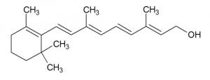 Le goji contient du beta carotene précurseur de la vitamine A